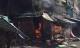 TP.HCM: Cháy cửa hàng thời trang bên hông chợ Hạnh Thông Tây