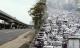 Ảnh: Cảnh tượng khác lạ tại những 'điểm đen' ùn tắc giao thông của Hà Nội giữa mùa dịch Covid-19