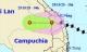Nóng: Bão số 9 suy yếu thành áp thấp nhiệt đới với tâm đang ra khỏi nước ta