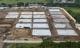 Hà Nội: Hàng trăm công nhân 'thần tốc' xây dựng bệnh viện dã chiến điều trị bệnh nhân COVID-19