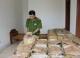 Hơn 1,2 tấn bim bim không rõ nguồn gốc được phát hiện ở Quảng Trị