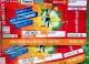 Thu giữ hàng trăm vé giả Giải bóng đá U21 Quốc tế