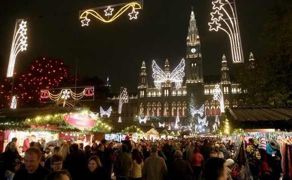 Những khu chợ Giáng sinh lung linh nhất thế giới