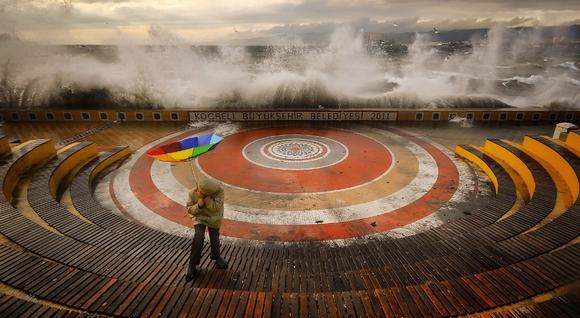 15 bức ảnh độc, lạ, ấn tượng nhất năm 2014